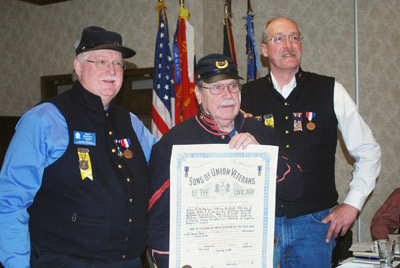 Camp 15 was formally chartered at the 2015 Dept. of Wisconsin Mid-Winter Meeting on Feb. 7, 2015.